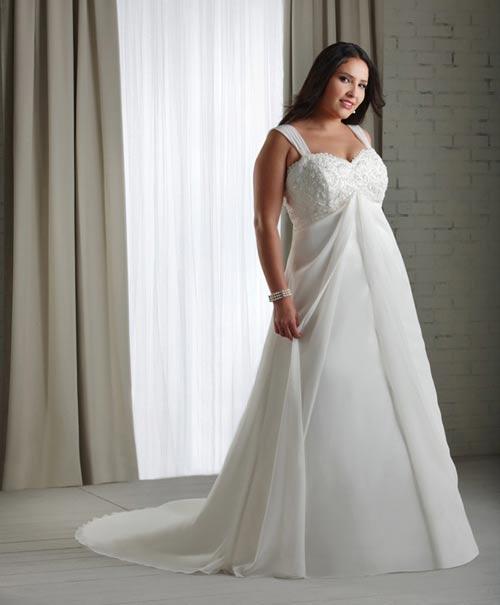 vestidos de novia tallas extras df
