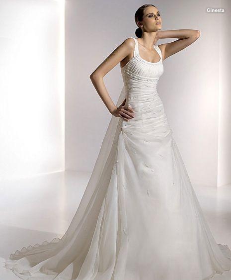 ideas para tu boda – blog novias con cuerpo tipo triangulo invertido