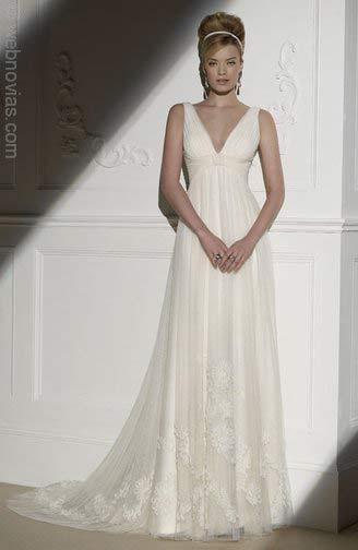 Vestidos de novia tipo campana