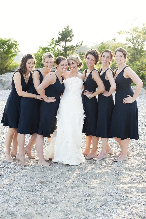Vestidos de boda para acompanantes