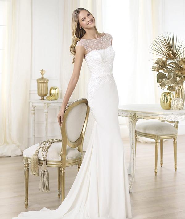 Vestidos de novia boda civil bogota