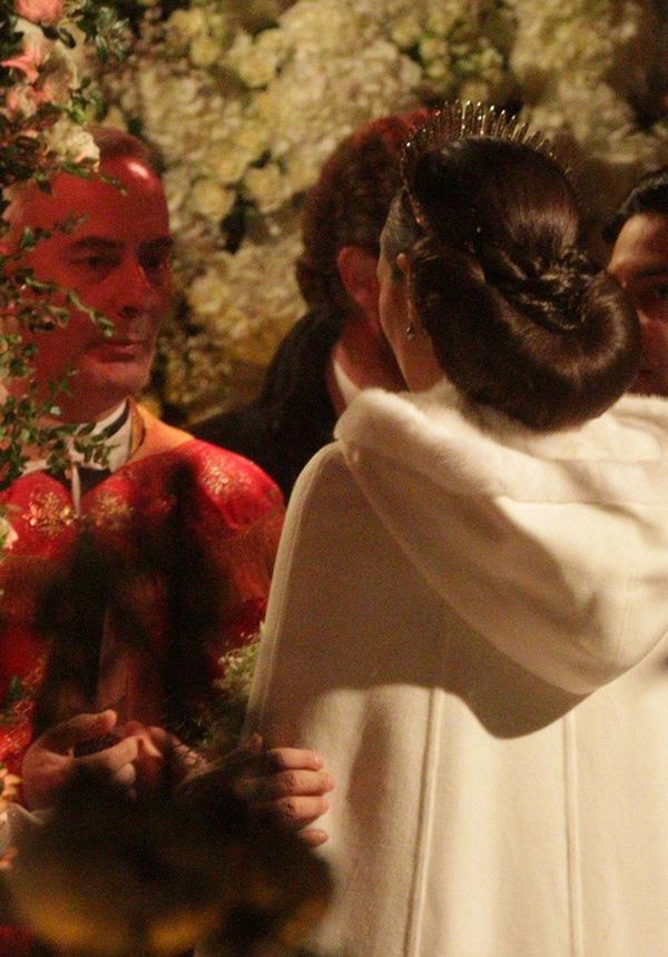boda Tatiana Santo Domingo y Andrea Casiraghi