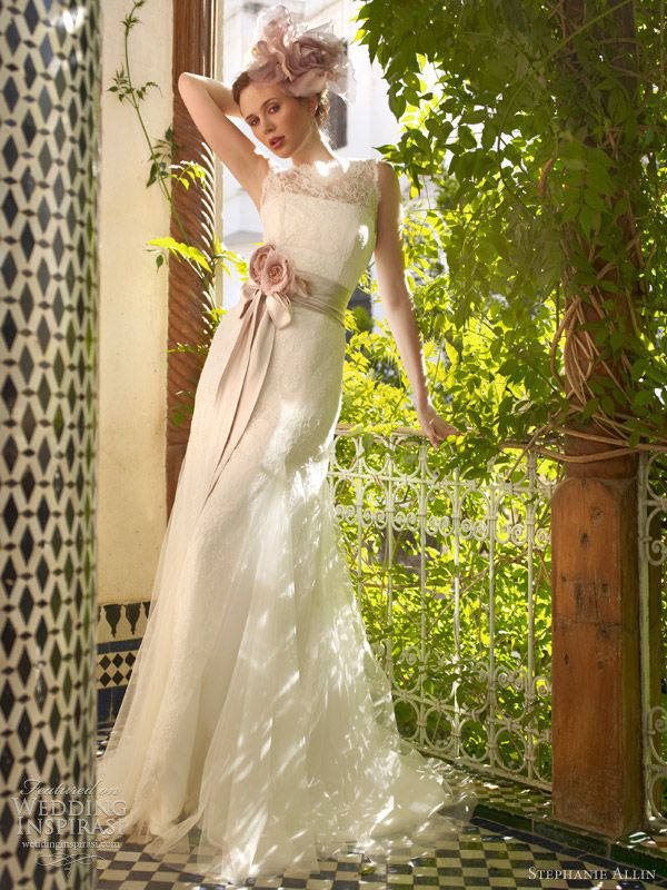 correa para el vestido de novia