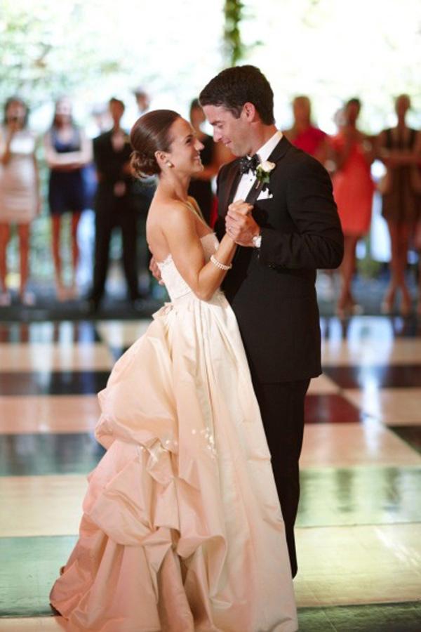 disfrutar la boda