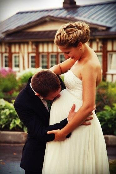 novias embarazadas