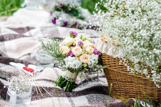 picnic para tu boda